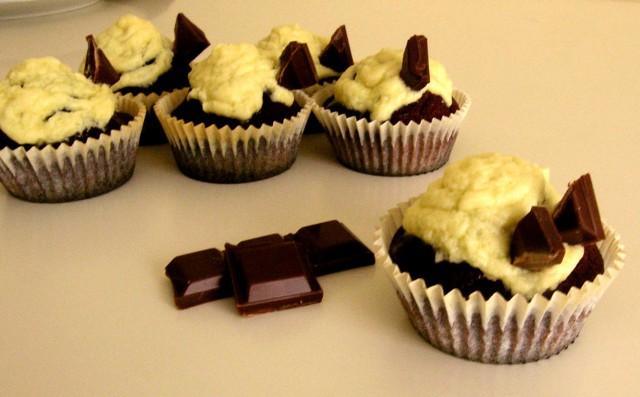 Magdalenes 3 xocolates
