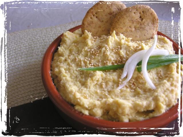 Hummus (o paté de cigrons)