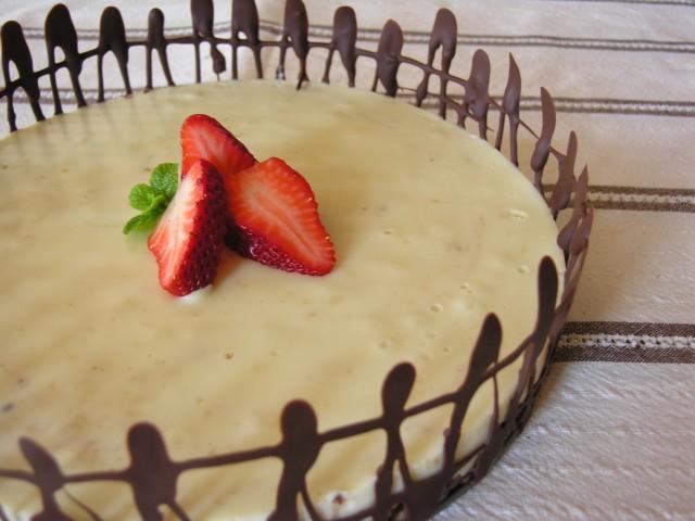 Paella made in Josep i Tarta de formatge i xocolata blanca