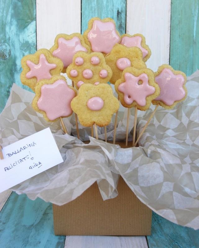 Bouquet de galletes